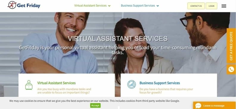 hire a virtual personal assistant